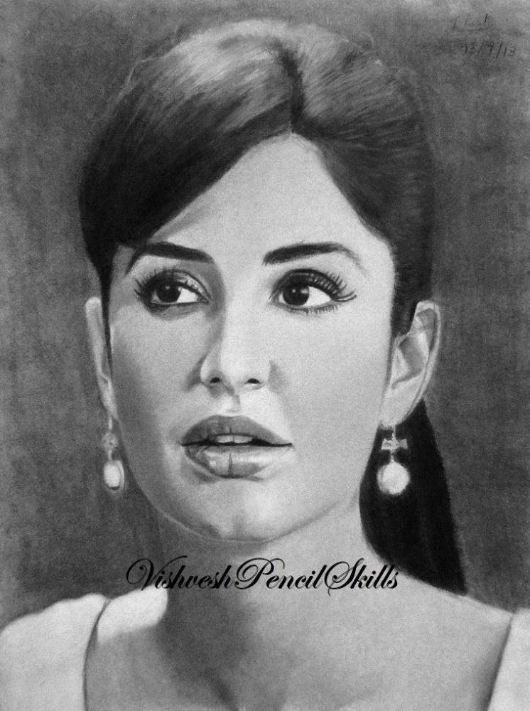 Katrina Kaif by Vishvesh99